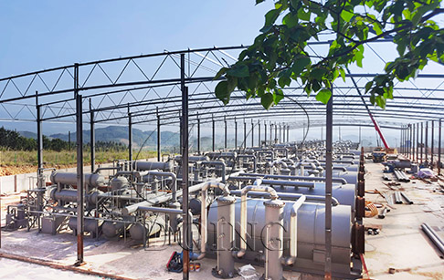 10万可以买到废塑料炼油设备吗?办一个塑料炼油厂投资有多大?...
