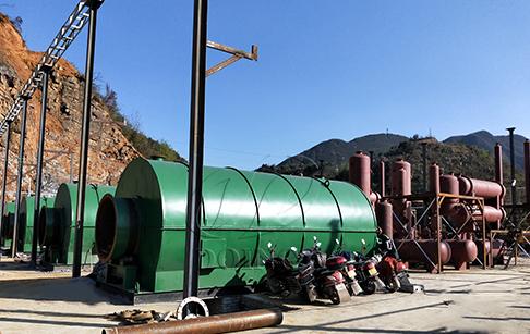 建一个废塑料炼油厂需要经过哪些步骤?